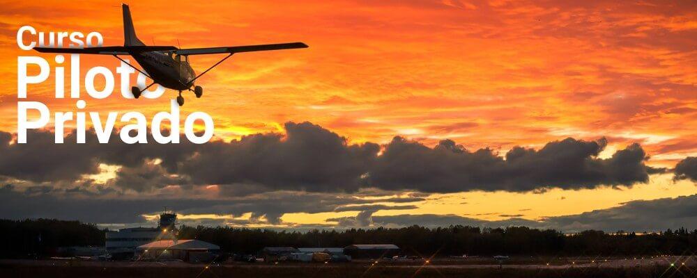 Course Image Piloto Privado de Avión (PPL141)