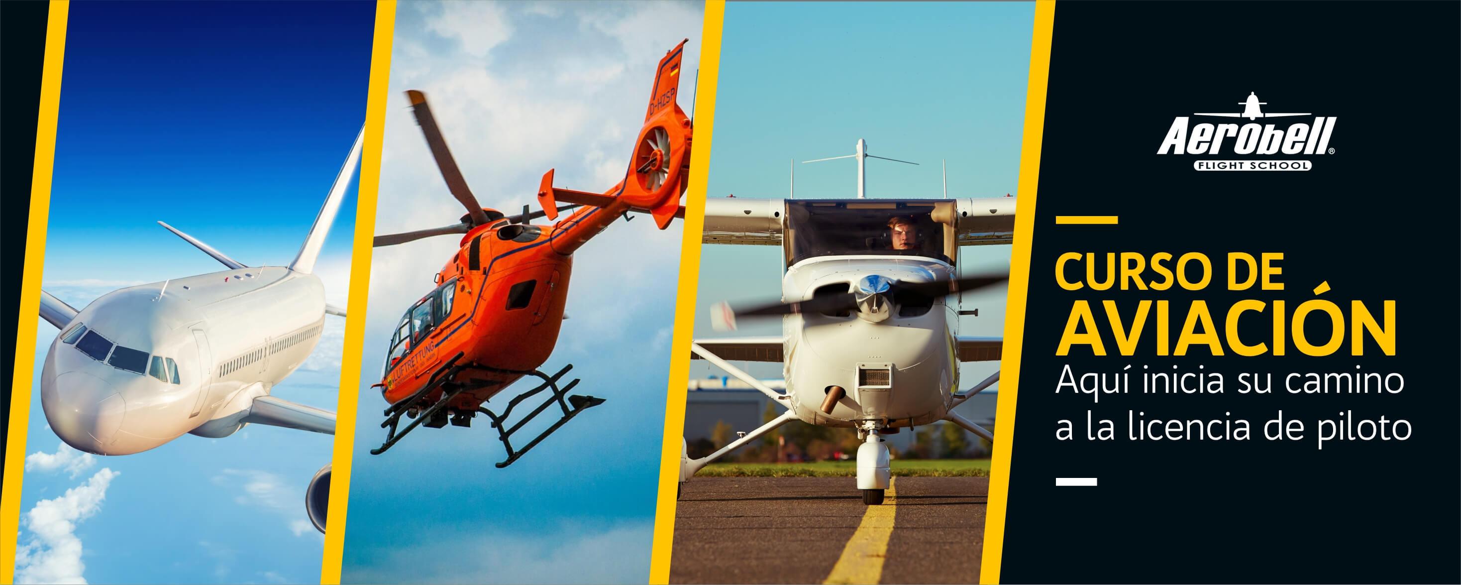 Course Image Curso de Aviación